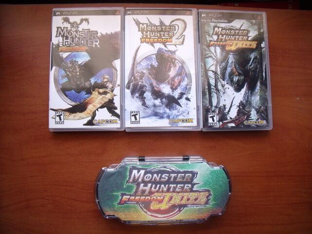 File:Monster Hunter Freedom Collection.jpg