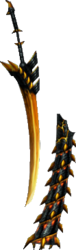 FrontierGen-Long Sword 004 Low Quality Render 001