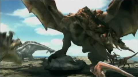 Monster Hunter 3 Tri Intro-0