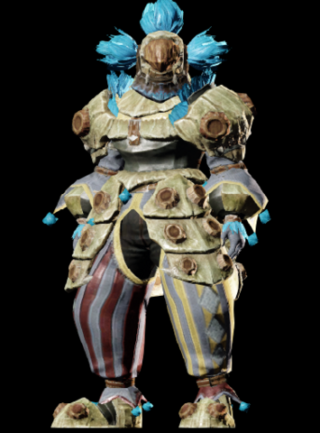 File:MHO-Ice Chramine Armor (Blademaster) (Male) Render 001.png