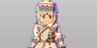 Lagombi Armor (MHST)