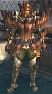 Barroth armor