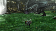 MHP3-Silver Rathalos Screenshot 014