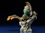 Capcom Figure Builder Creator's Model Zinogre 002