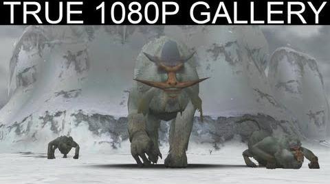 11 - The White Darkness 1080p Blangonga ドドブランゴ - Monster Hunter Freedom Unite Gallery MHFU
