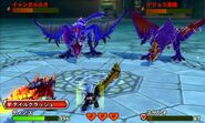 MHST-Glavenus, Yian Garuga and Purple Gypceros Screenshot 001