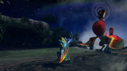 MH3U-Crimson Qurupeco Screenshot 006