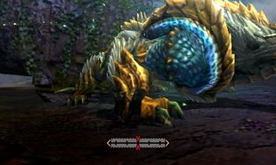 MH4U-Zinogre Left Claw Break 002