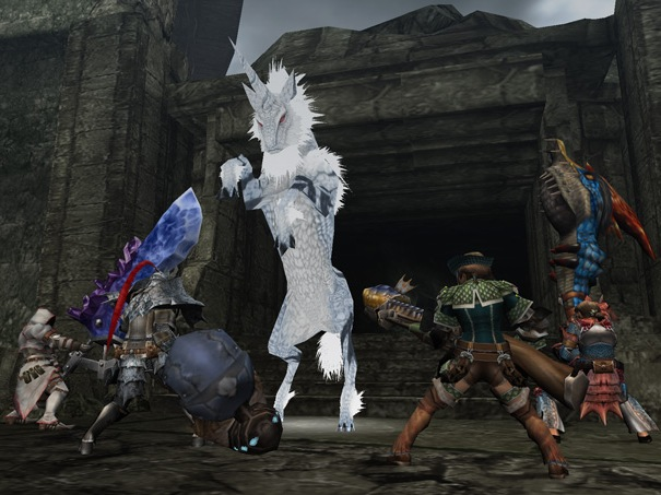 File:MHFGG Kirin vs hunters.jpg