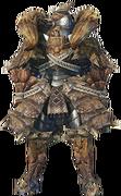 MHO-Diablos Armor (Blademaster) (Male) Render 001