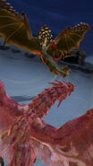 MHSP-Veteran Seregios and Pink Rathian Screenshot 001