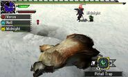 MHGen-Snowbaron Lagombi Screenshot 005