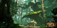 Hermit Forest