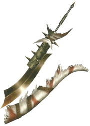 FrontierGen-Long Sword 021 Low Quality Render 001