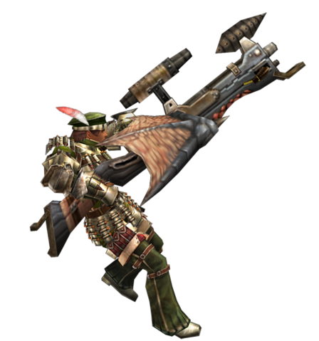 File:2ndGen-Heavy Bowgun Equipment Render 001.png