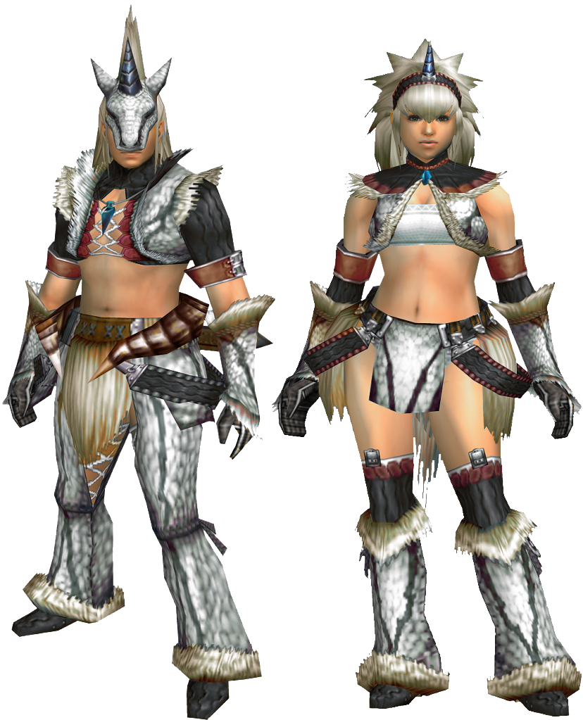 Is There Equality Special Village Quest Female Armor Monsterhunter