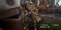 Diablo Armor (Gun)