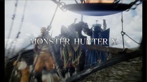 『モンスターハンタークロス』 プロモーション映像3