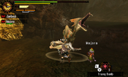 MH4U-Gendrome Screenshot 005