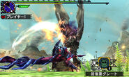 MHGen-Hyper Silver Rathalos Screenshot 002