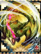 MHCM-Green Nargacuga (Small) Card 002