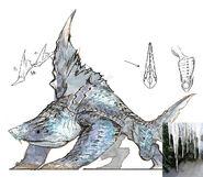 MH4U-Zamtrios Concept Art 002