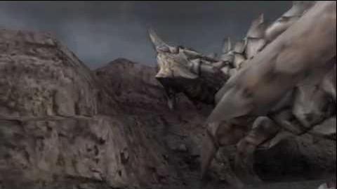 "Monster Hunter Freedom Unite -- ""Volcanic Leader"" (Gravios Intro)"