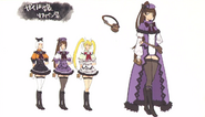 FrontierGen-MHF-GG Guide Daughters Concept Artwork 001