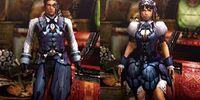 Bnahabra Armor (Gunner) (MH4)