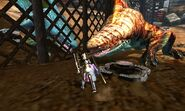 MH4U-Zamtrios and Tigerstripe Zamtrios Screenshot 002