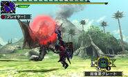 MHGen-Hyper Silver Rathalos Screenshot 003