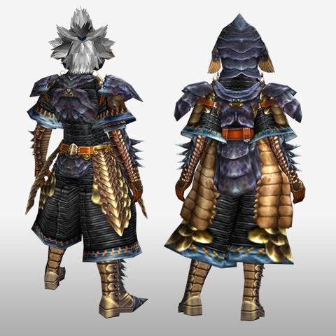 File:FrontierGen-Lava G Armor (Blademaster) (Back) Render.jpg