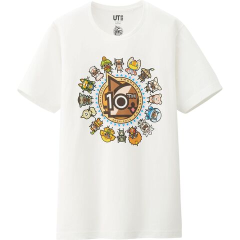 File:MH 10th Anniversary-MH x UT T-Shirt (Front) 003.jpg