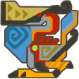 MH3U-Crimson Qurupeco Icon