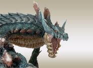 Capcom Figure Builder Creator's Model Lagiacrus 005