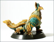 Capcom Figure Builder Volume 6 Zinogre