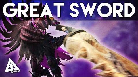 Monster Hunter 4 Ultimate Great Sword Tutorial
