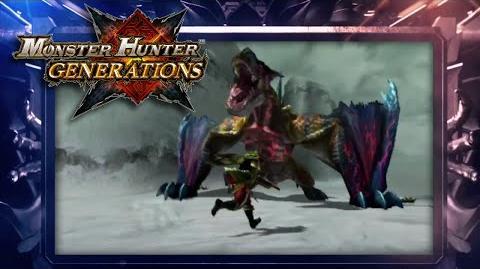 Monster Hunter Generations E3 2016 Trailer