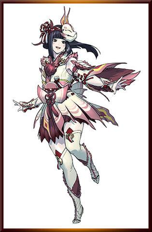 File:MHGen-Mizutsune Armor Concept Art (Gunner) (Female) 001.jpg
