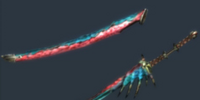 "Wyvern Blade ""Blaze"" (MH3U)"