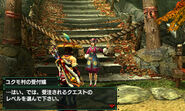 MHGen-Yukumo Village Screenshot 005