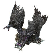 Capcom Figure Builder Creator's Model Gore Magala 003