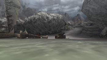 MHFU-Volcano Screenshot 001