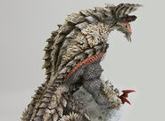 Capcom Figure Builder Creator's Model Stygian Zinogre 002