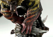 Capcom Figure Builder Creator's Model Golden Rajang 005