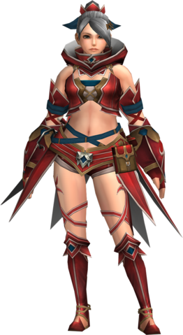 File:FrontierGen-Gania Armor (Female) (Both) (Front) Render 001.png