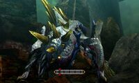 MH4U-Shrouded Nerscylla Poison Spikes Break 001