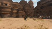 MHFU-Desert Screenshot 009