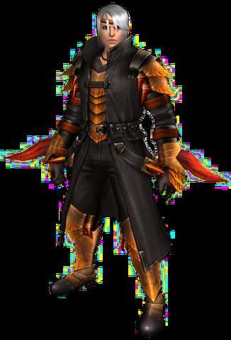 File:FrontierGen-Espinsu G Armor (Male) (Blademaster) Render 001.png