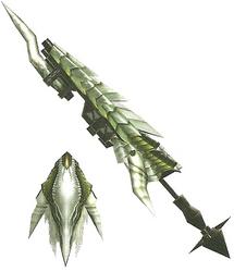 FrontierGen-Gunlance 018 Low Quality Render 001